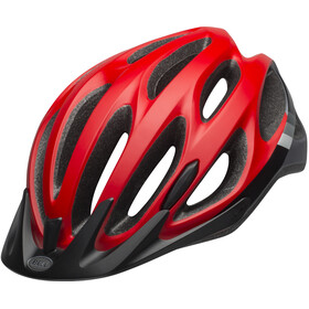 Bell Traverse Helmet speed matte crimson/black/gunmetal